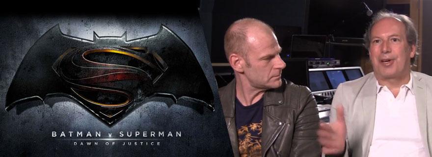 Hans zimmer and junkie xl discuss batman v superman dawn for Hans zimmer batman