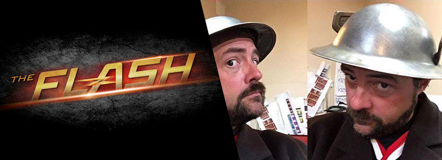 The_Flash_Kevin_Smith