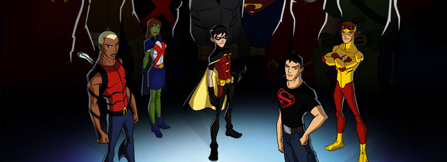 Young Justice – DC Comics Movie