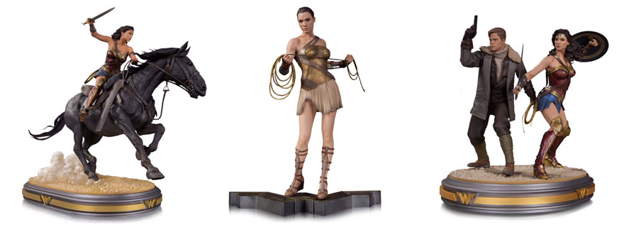 wonder_woman_statues